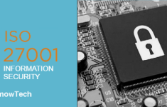 InKnowTech Now ISO 27001 Certified